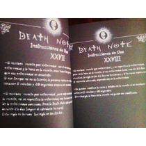 Libreta Death Note (nueva)
