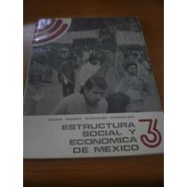 Estructura Social Y Económica 3 - Rasa María Soriano Morales