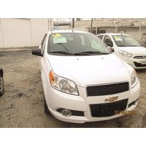 Chevrolet Aveo Ltz 2014 ¡desde 20% De Enganche!