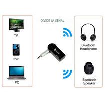 Transmisor Bluetooth Divide Y Comparte Señal Splitter Nuevo