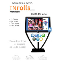 Foto Cabina, Photo Booth