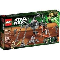 Lego Star Wars Homing Araña Droid 75016