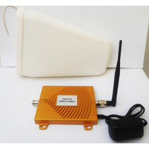 Antena Amplificador Celular 3g Gsm 65db Dual Band 3g Tel Mov