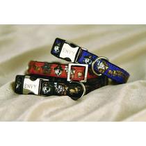 Collar De Perro - Pirata 20x 350-500mm Redx 1 Moda