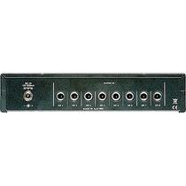 Amplificador De Auriculares Akg Hpa4000 8 Entrada Y 1 Salida