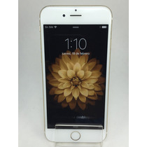 Iphone 6 Dorado 64gb Libre Telcel Iusacell Movistar Nextel