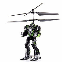 Robot Helicoptero Drone Para Combate Aereo Control Remoto