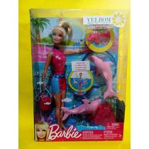 Barbie Entrenadora Delfin Quiero Ser Nueva Original No Clon