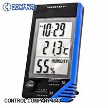 Termohigrómetro Control Company 4040
