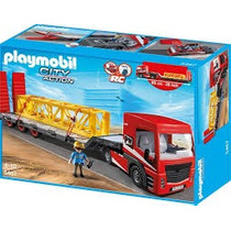 Playmobil 5467 Camion Mercancia Pesada Entregas Metepec
