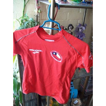 Jersey Chile Brooks Niño De 6 Años