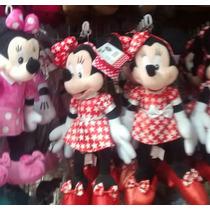 Minnie Mickey Mouse Original Peluche