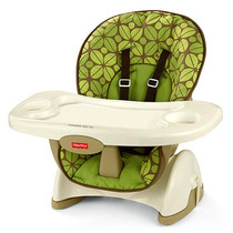 Nuevo Modelo Rainforest Fisher Price Space Saver Booster