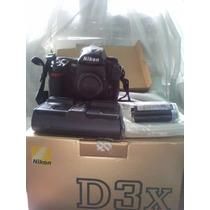 Camara Nikon D3x Profesional - Envio Gratis