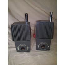 Vintage Archer Kristal Space Control 2-way Radios 1974 1 Par
