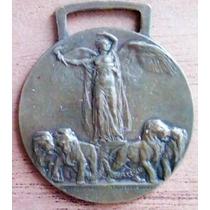 Condecoración Italia 1914 - 1918 Primera Guerra Mundial Hm4