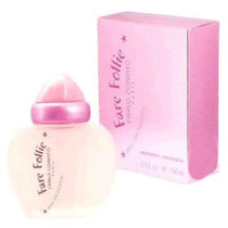Perfume Origininal Fare Follie Dama 100 Ml By Carlo Corinto