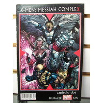 X-men 38 Messiah Complex Televisa