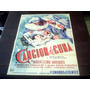 Poster Original Canci�n De Cuna Mar�a Elena Marquez J. Renau