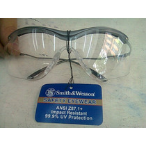 Lentes Tacticos De La Mejor Marca Smith & Wesson