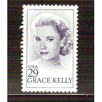 Grace Kelly 1993 Usa Princesa Y Actriz Mint Nh