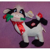 Vaca Con Flor Y De Corazones Con Sonido