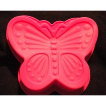 Molde De Silicón En Forma De Mariposa