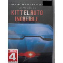 Dvd Serie Tv / El Auto Increible Kitt / Lo Mejor De Kitt