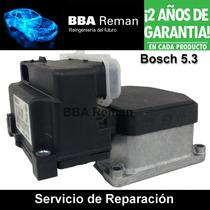 Vw Bosch 5.3 Modulo Abs: Reparación