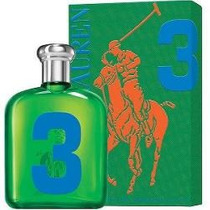 Maa Perfume Big Pony 3 Collection For Men By Ralph Lauren