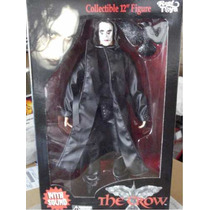 El Cuervo / The Crow / Figura Brandon Lee 12 Pulg Reel Toys