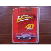 Johnny Lightning 40th Anniversary R2 1970 Dodge Super Bee