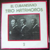 Afroantillana.trio Matamoros, Afrocubana.lp12´..dvn