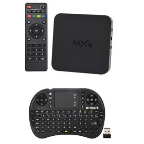 Smart Tv Android Tv Box Full Hd Wifi Mas Teclado Inalámbrico