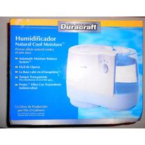 Humidificador Duracraft De 2 Galones Antimicrobial!!!