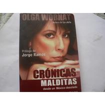 Olga Wornat - Cronicas Malditas
