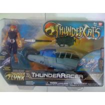 Thundercats. Vehiculo Leon-o, Reptilio. Thunderracer. Hm4
