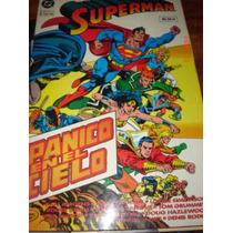 Comics, Superman, Batman, Editorial Vid Revistas Varios