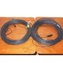 Cable Optico Acometida 80 Metros