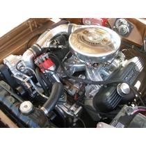 Supercargador Dodge 383 400 440 Barracuda Magnum Charger