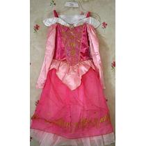 Halloween Disfraz Princesa Aurora Original De Disney Store