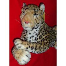 Leopardo Mediano 70cms -hermoso- Casi Real