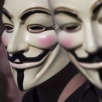 Mascara V De Vendetta Venganza Halloween Anonymous Protesta