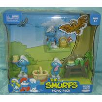 Los Pitufos Dia De Campo The Smurfs Picnic Pack