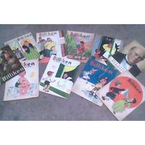 35 Comic Historietas Billiken Año 1940