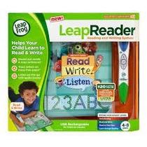 Leapreader Para Leer Y Escribir De Leapfrog Libro Y Pluma Re