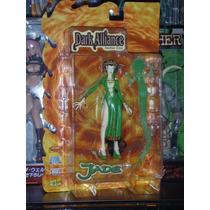 Dark Alliance Serie Ii Jade Increible Figura Nueva