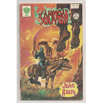 Comic Samurai John Barry # 120 De 1984