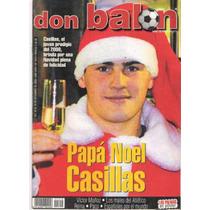 Revista Iker Casillas El Joven Prodigio Real Madrid