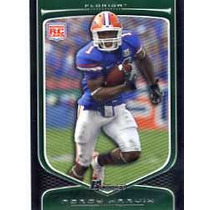 2009 Bowman Draft #147 Percy Harvin Rc Florida